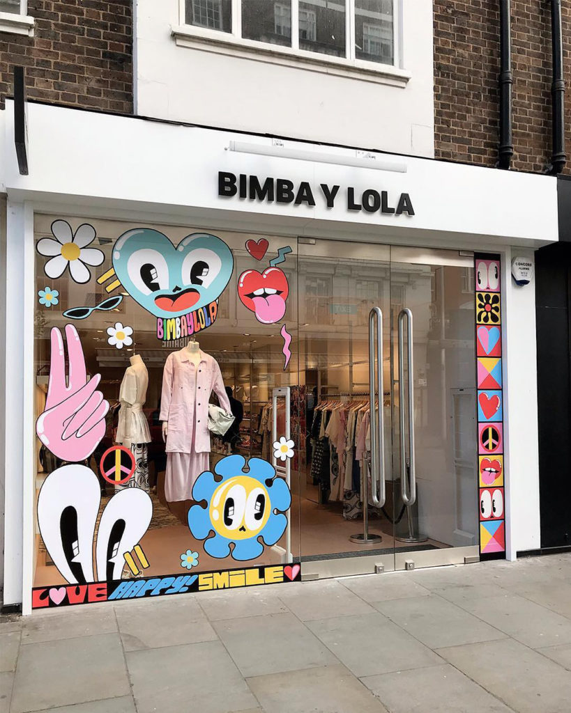 HELLO LONDON! #bimbaylola